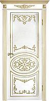 Комплект двери ЧФД Барокко ДГ с капителью