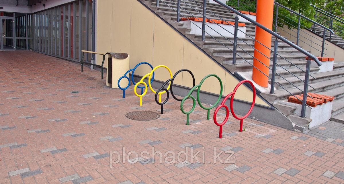 Велопарковка металлическое