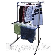Напольная сушилка для белья с вешалкой YOULITE YLT-0401E, фото 3