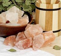 """Гималайская розовая соль """"Добропаровъ"""" с маслом пихты, колотая, 50-120мм, 2 кг, фото 1"""