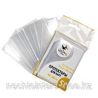 Протекторы Crowd Games Premium Perfect Fit для карт 44 × 68 мм, фото 2