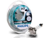 Усиленные галогенные лампы PHILIPS H7 +130 ВОХ X-TREME VISION