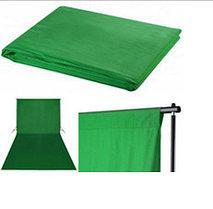 Студийный тканевый зеленый фон 6 м × 2,3 м, фото 3
