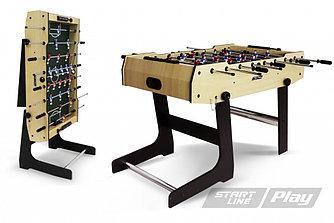 """Настольный футбол кикер Compact 48"""" - 4 фута"""