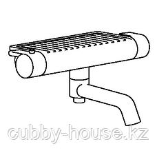 ВОКСНАН Термостатическ смеситель/душ/ванная, хромированный, 150 мм, фото 3