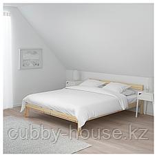 НЕЙДЕН Каркас кровати, сосна, 140x200 см, фото 3