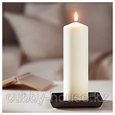 ФЕНОМЕН Неароматич свеча формовая, естественный, 25 см, фото 2