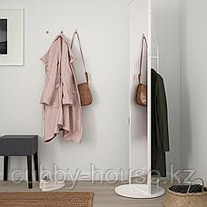 ВЕННЕСЛА Зеркало напольное, белый, 45x178 см, фото 3