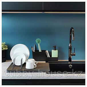 РИННИГ Щетка для мытья посуды, зеленый, фото 2