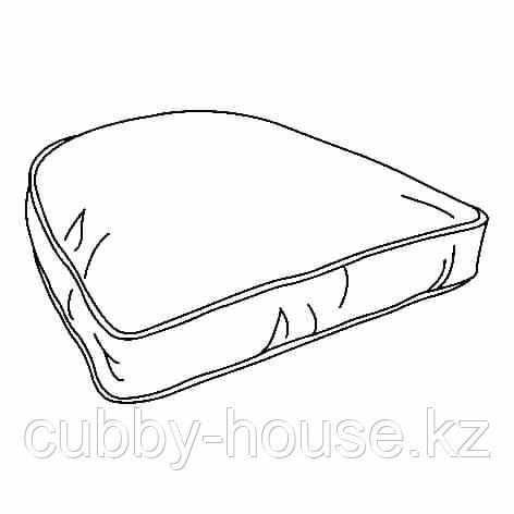 ЮПВИК Подушка, Блекинге белый, 54x54 см - фото 2