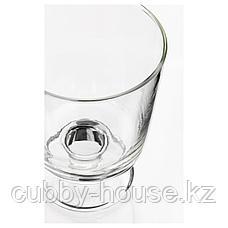 ИКЕА/365+ Бокал, прозрачное стекло, 30 сл, фото 3