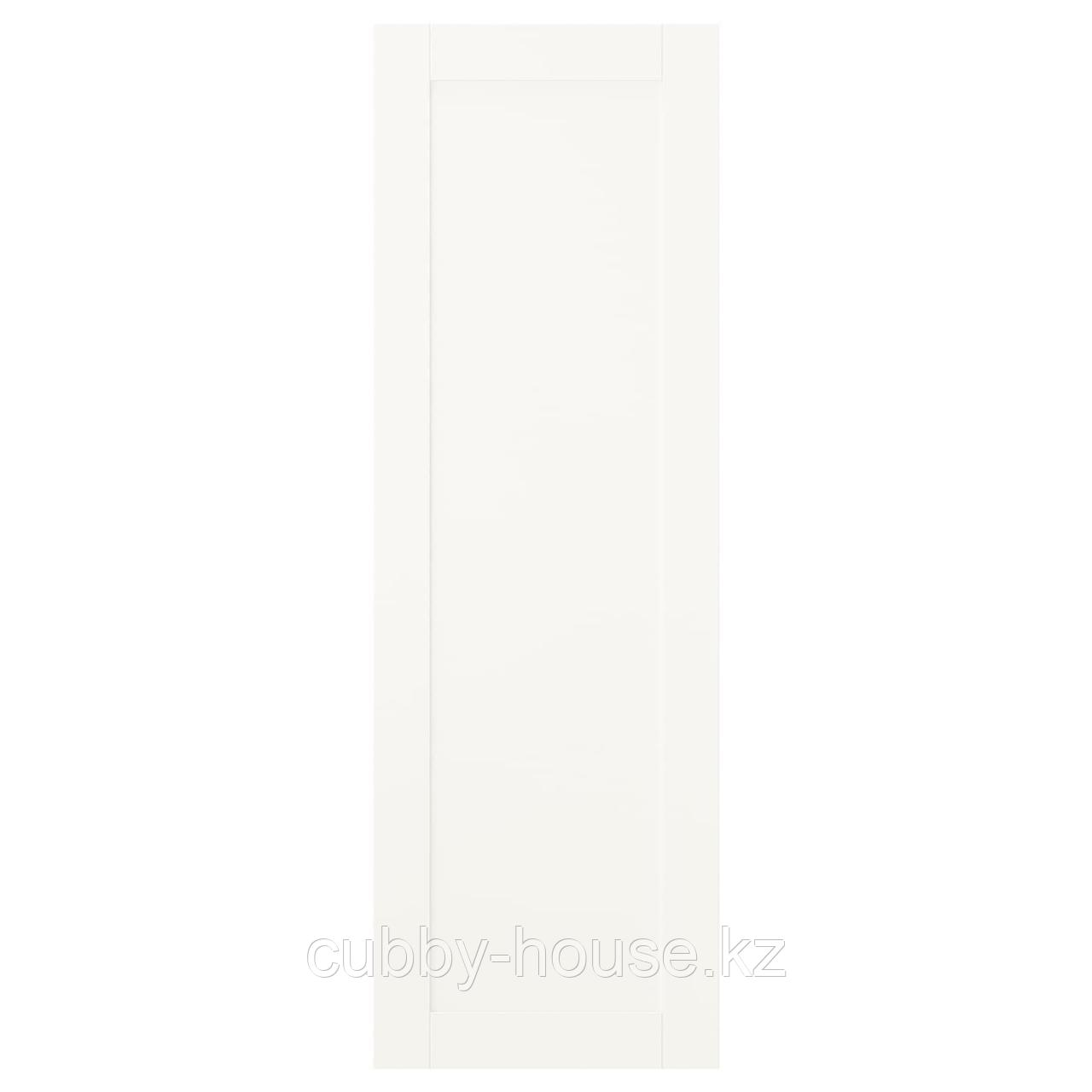 САННИДАЛЬ Дверь, белый, 40x60 см