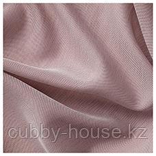 ХИЛЬЯ Гардины, 1 пара, розовый, 145x300 см, фото 2