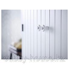 СИЛВЕРОН / ХЭМНВИКЕН Шкаф под раковину с 2 дврц, белый, РУНШЕР смеситель, 63x45x91 см, фото 2