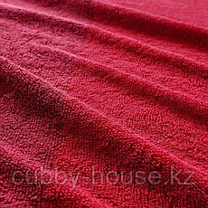 ХИМЛЕОН Полотенце, темно-красный, меланж, 50x100 см, фото 2