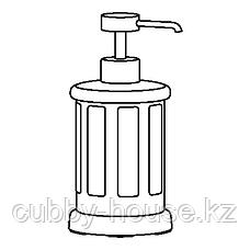 ТОФТАН Дозатор для жидкого мыла, белый, фото 2