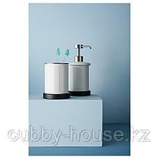 ТОФТАН Дозатор для жидкого мыла, белый, фото 3