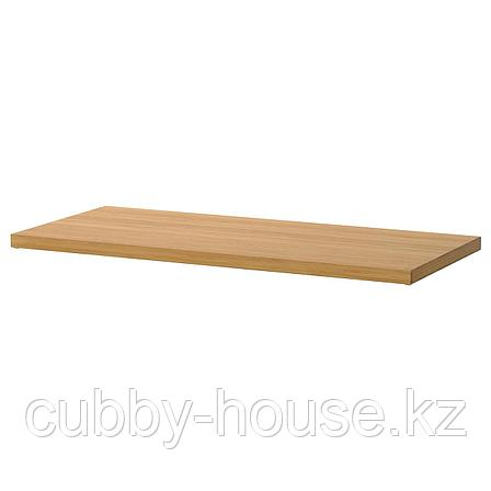 ЭЛВАРЛИ Полка, бамбук, 80x51 см, фото 2