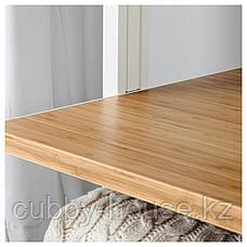 ЭЛВАРЛИ Полка, бамбук, 80x51 см, фото 3