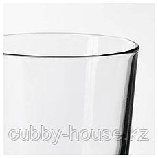 ИКЕА/365+ Стакан, прозрачное стекло, 30 сл, фото 3