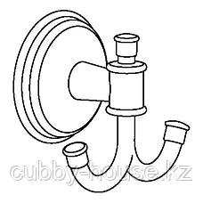 БАЛУНГЕН Крючок двойной, хромированный, фото 2