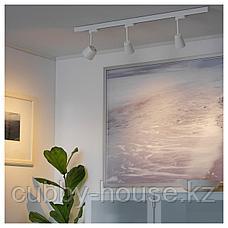 СКЕНИНГЕ Секция для подсветки, белый, 1 м, фото 3