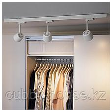 СКЕНИНГЕ Секция для подсветки, белый, 1 м, фото 2