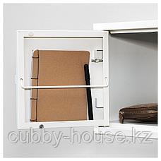 ЛИКСГУЛЬТ Шкаф, металлический, белый, 25x25 см, фото 3