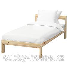 НЕЙДЕН Каркас кровати, сосна, 90x200 см, фото 3