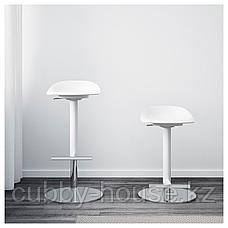 ЯН-ИНГЕ Табурет барный, белый, 76 см, фото 3