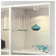 БЕСТО Полка стеклянная, стекло, 56x36 см, фото 2