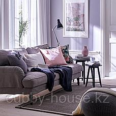 АЙНА Чехол на подушку, светло-розовый, 50x50 см, фото 2