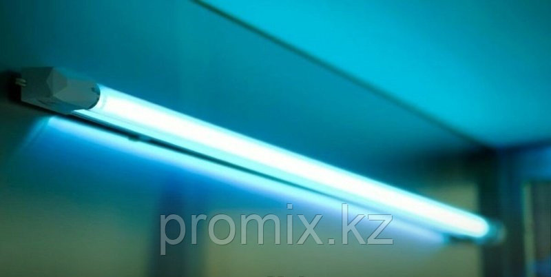 Кварцевая бактерицидная лампа 30W 120см