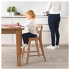ИНГОЛЬФ Детский стул, морилка,антик, фото 3