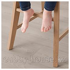ИНГОЛЬФ Детский стул, морилка,антик, фото 2