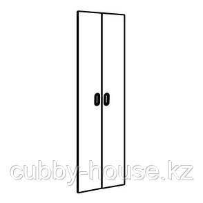 ФРИТИДС Дверь, красный, 60x192 см 2 шт, фото 2