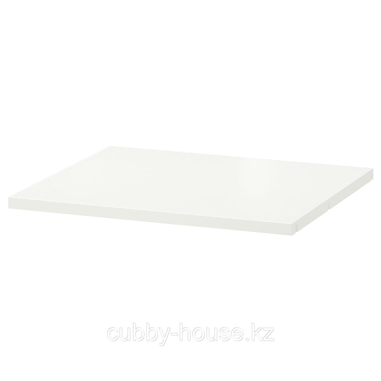 ХЭЛПА Полка, белый, 60x40 см