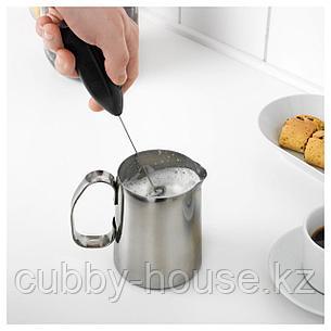 ПРОДАКТ Вспениватель молока, черный, фото 2