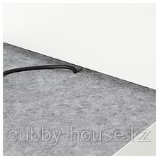 НОРДЛИ Изголовье, белый, 180/193 см, фото 3