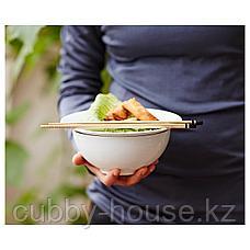 ИКЕА/365+ Тарелка, белый, 20 см, фото 2