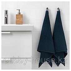 ВОГШЁН Полотенце, темно-синий, 50x100 см, фото 3