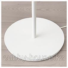 СКАФТЕТ Основание напольн светильн, белый, фото 3