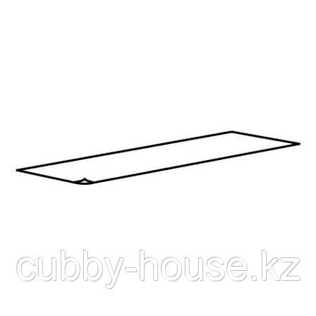 КОМПЛИМЕНТ Коврик в ящик, светло-серый, 90x30 см, фото 2