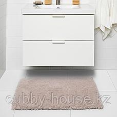 АЛЬМТЬЕРН Коврик для ванной, белый, 65x100 см, фото 2
