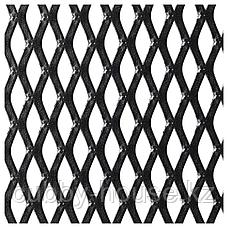 ФЬЕЛЛЬБО Стеллаж, черный, 100x136 см, фото 3