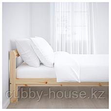 НЕЙДЕН Каркас кровати, сосна, Лурой, 140x200 см, фото 2