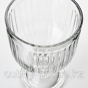 ВАРДАГЕН Бокал, прозрачное стекло, 28 сл, фото 2