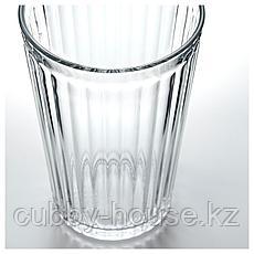 ВАРДАГЕН Стакан, прозрачное стекло, 43 сл, фото 2