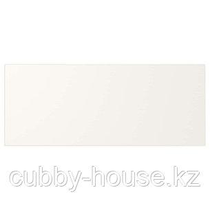 УТРУСТА Фронтальная панель ящика, средняя, белый, 80 см, фото 2