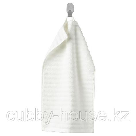 ФЛОДАРЕН Полотенце, белый, 50x100 см, фото 2